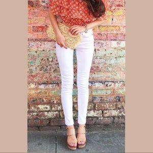 Treasure & Bond Boutique White Skinny Jeans